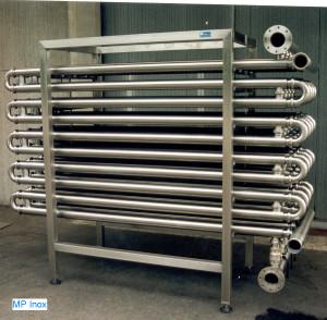 Scambiatori di calore tubolare multitubo
